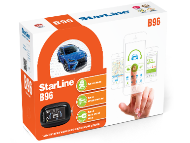 Купить starline b96 2can+2lin