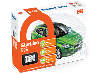 Купить starline e96 bt 2can+2lin